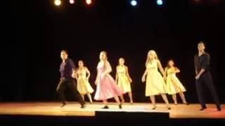 "The time of my life (Dirty Dancing) - Muestra de danza jazz ""Desde el Alma"""