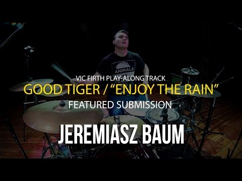 """JEREMIASZ BAUM: """"Enjoy the Rain"""" Play-along Track Featured Submission"""