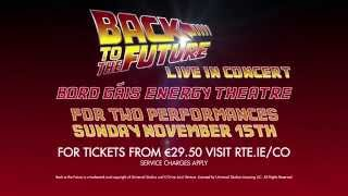 RTÉ Concert Orchestra presents Back to the Future LIVE!