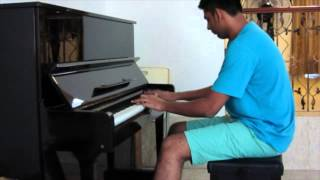 Tsunami DVBBS Borgeous Piano cover
