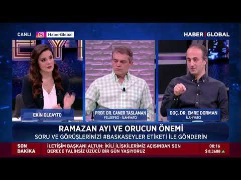 Emre Dorman Ramazan Ayı ve Oruç Tutmanın Önemini Anlatıyor