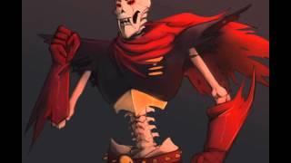 [Underfell] Bonetrousle