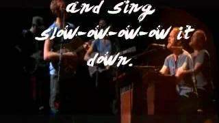 Coldplay - Us Against The World Live Lyrics