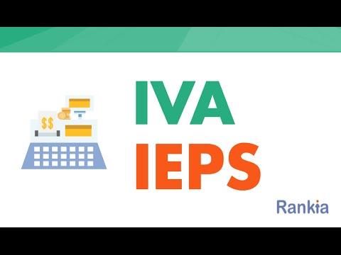 En el siguiente video aprenderemos qué es el IVA y el IEPS.