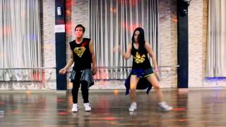 "Zumba "" Cold Water By Major Lazer Ft Justin Bieber / Choreo By Chenci - BFS Studio Sangatta"