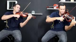 Me Espera - Sandy (Part. Tiago Iorc) - Violino Cover