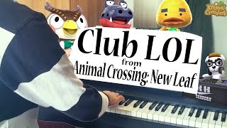 Club LOL from Animal Crossing: New Leaf