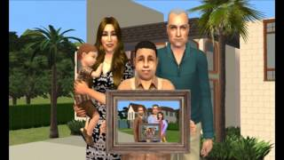 MODERN FAMILY INTRO, SIMS VERSION