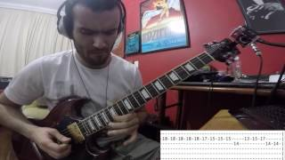Coldplay - Adventure of a lifetime [ Guitar lesson cover w/ tabs and Chord ]