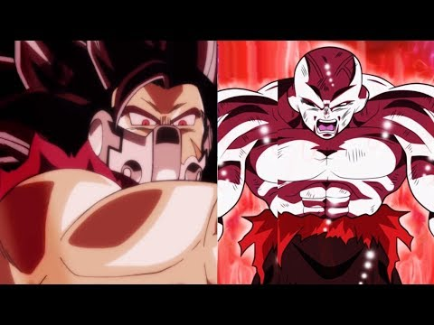 Jiren vs Cumber Power Levels (Super Dragon Ball Heroes)