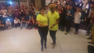Albir - Breaking Down The Steps @2nd Kizombada Dansensual Athens