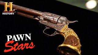 Pawn Stars: SUPER RARE Colt Revolver Gets High Appraisal (Season 13)   History