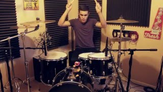 Jet Black Heart - 5 Seconds Of Summer (Drum Cover)