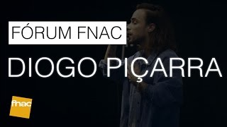 Fórum FNAC: Diogo Piçarra na FNAC Colombo