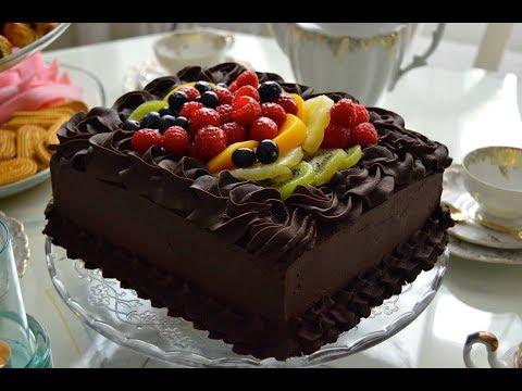 Chocolate Cake Csoki Torta Megaport Media