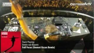 Armin van Buuren - Full Focus (Ummet Ozcan Remix)