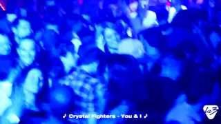 Rockers Showcase - Bryan & Suit playing Crystal Fighters - You & I @ La3 (Valencia, Sp)