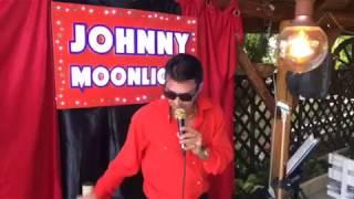 Johnny Moonlight, a romantika nagykövete a Balatonnál