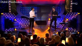 Didrik Solli-Tangen & Alexander Rybak - Chat Noir 100-Year Anniversary (w/ subs)