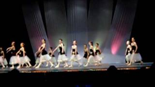 Love Story: Sara's little ballerina's- they're 2nd yr of Ballet ages6-12, 16 girls
