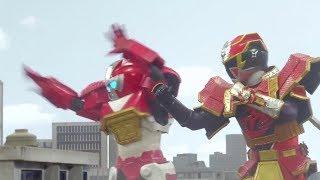 Power Ranger Ninja Steel | Rangers vs Cleocatra - Especial de navidad