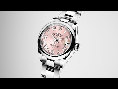 New Rolex Lady-Datejust 28 - Baselworld 2017