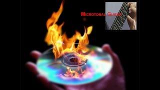 Microtonal Guitar Prod. Dj.Black Keys - Trap Beat 2017