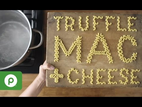 Truffle Mac and Cheese: A Thanksgiving Recipe from Publix