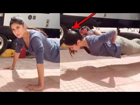 Katrina Kaif PRANKS Fans With Her Funny Work Out Video