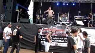 Batalha Espiritual  - La Tormenta - Live In Anapolis Metal 2012