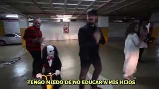 Tengo Miedo - Canción de Halloween - David Moreno feat. Elm Street Boys