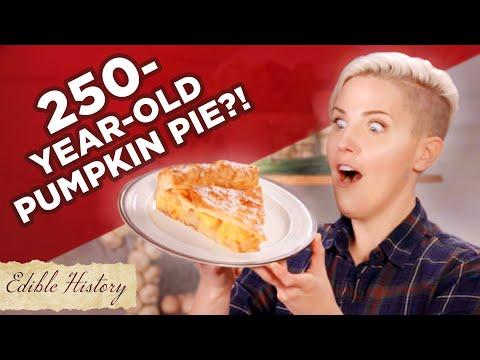 I Tried A 250-Year-Old Pumpkin Pie Recipe ? Tasty