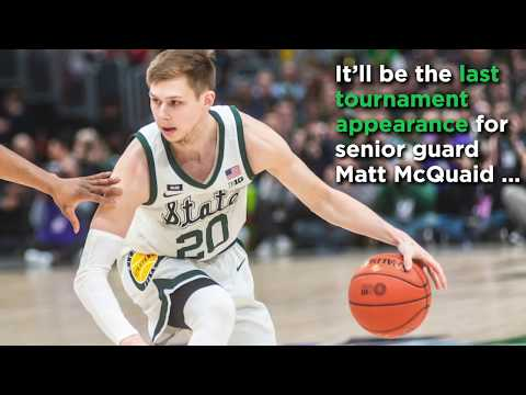 Michigan State men's basketball NCAA Tournament 2019