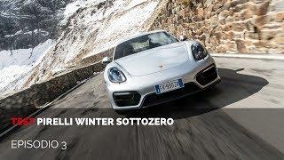 Motorionline testa le Pirelli Winter Sottozero | EPISODIO 3