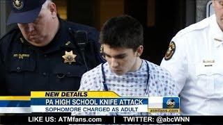 High School Stabbing Shocks Community
