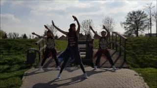 Zumba Fitness CNCO - Hey DJ Choreography by Natalia Betke