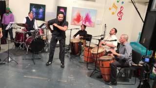 Bronx Rising! Parranda con Paranda, Nelson Cabassa Dances Bomba (2016)