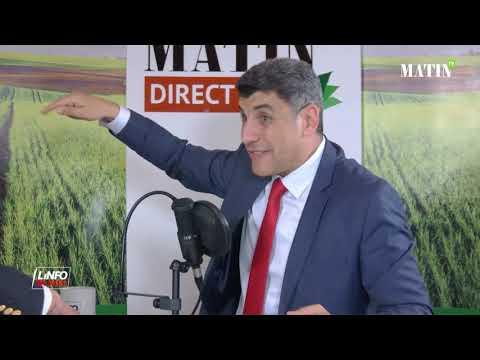 Video : L'Info en Face en direct du SIAM avec Anouar Alaoui Ismaili