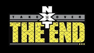 Vídeo Preshow NXT TakeOver: The End