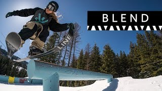 2018/2019 LINE BLEND: The Original Oversized Park Ski