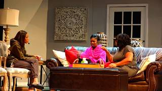 """The Other Woman- I Am Her Stage Play Clip """"Hold On"""""""