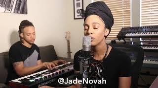 Deja Vu/Partition - Beyoncé (Jade Novah Cover)