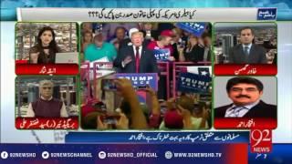 Bakhabar Subh - 08-11-2016 - 92NewsHD