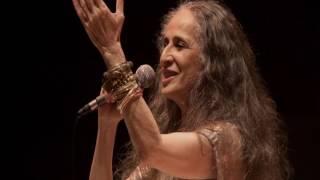 """Maria Bethânia - """"A Nossa Casa"""" (Ao Vivo) – Carta de Amor"""