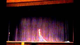 """Senior Solo Ballet Dance - """"Oceans"""" (Hillsong United) by Kellyn"""