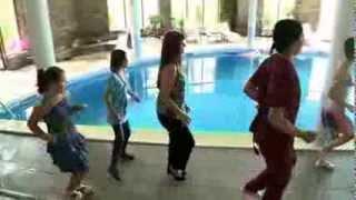 Аква практики и аеробика / Aqua aerobics and practices - 2014