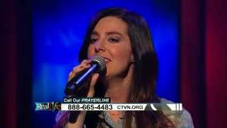 Meredith Andrews - Pieces | Live on Cornerstone Network