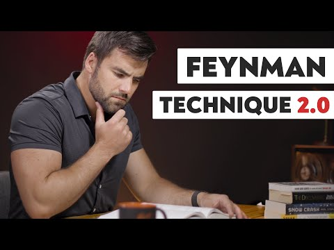 How to Learn Faster: The IMPROVED Feynman Technique