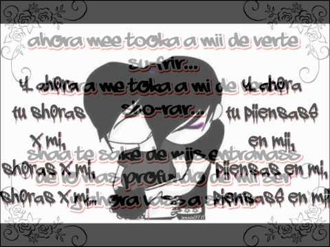 Ahora Lloras Por Mi de Jackita La Zorra Letra y Video