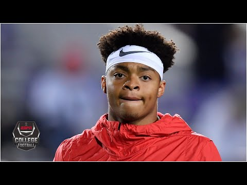 Why is Justin Fields' draft stock dropping? | Get Up